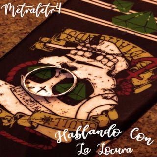 M4 - Hablando Con La Locura (Prod Liquid Sound, Santa Verbal) (Audio Oficial)