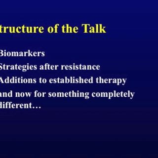ASCO Lung Cancer Highlights, Part 8: The Biomarkers France Study (video)