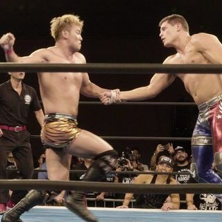 Wrestling 2 the MAX EP 254 Pt 1: NJPW G1 Special in USA Review, Impact Slammiversary Review, and ROH TV