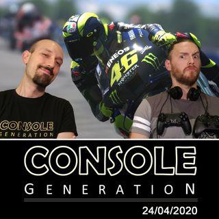 MotoGP 20 / Guilty Gear Strive - CG Live 24/04/2020