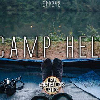 Camp Hell   Haunted, Paranormal, Supernatural