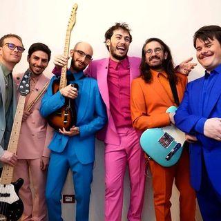 Sanremo 2020 - Intervista ai Pinguini Tattici Nucleari