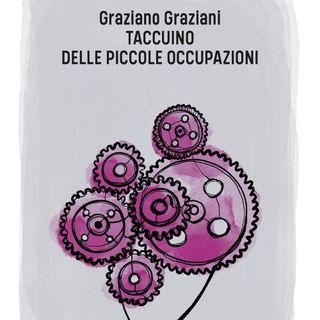 """Graziano Graziani """"Taccuino delle piccole occupazioni"""""""