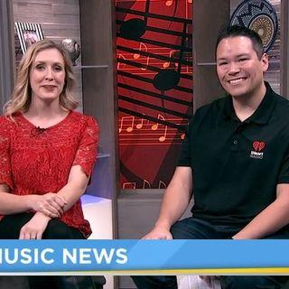 Maui's New Music News For Friday, Feb 7, 2020