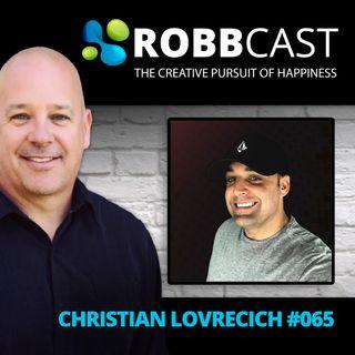 E065 Christian Lovrecich talks Expert Facebook Ads Strategy for 2021 and Digital Marketing