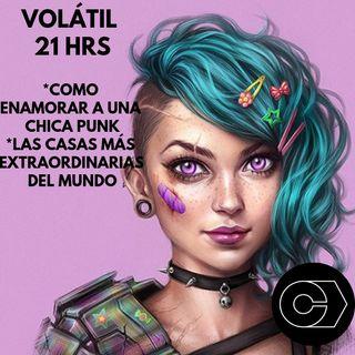 Volátil 20 Chicas Punk y Casas Hermosas