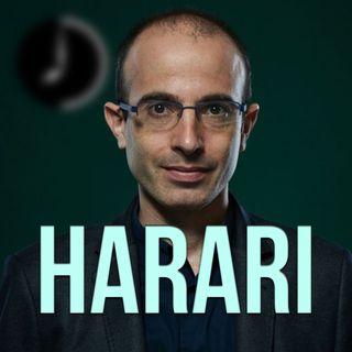 Cosa mi convince (e cosa no) di Yuval Noah HARARI