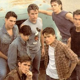 The Outsiders Interviews