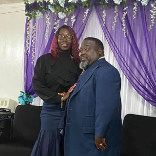 Episode 161 - God's Day with Lady Aunqunic Collins -  Sunday Afternoon Worship on 10.4.2020