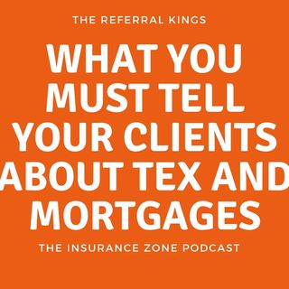 What you MUST tell your clients about Tax and Mortgages