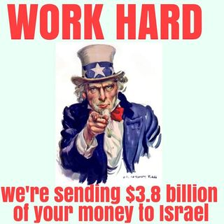 US Senate Passed $3.8 Billion Annual Foreign Aid Bill to Israel +