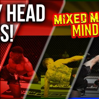 Mixed Martial Mindset: HOLY HEADKICKS UFC!