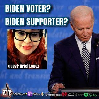 Biden voter ? Biden supporter ? Episode 41