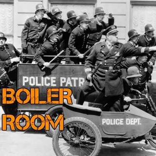 Boiler Room EP #106 - Israel Attacks Damascus & Bill Nye The Psyop Guy