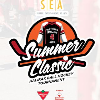 Jesse Lussier HFX Summer Classic