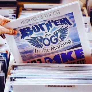 Burn'em & The OG In The Morning On UpTown Radio Via 102.5 FM The Pulse!