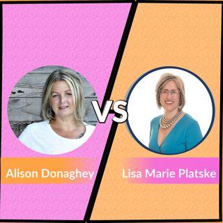 FunkQuest - Season 2 - Round 2 - Episode 19 - Alison Donaghey v Lisa Marie Platske