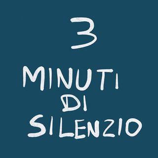 3 Minuti di silenzio