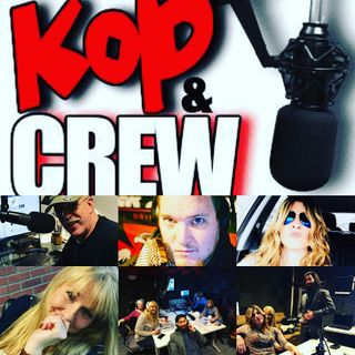 KOP AND CREW MORNING SHOW 040918