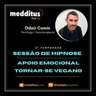 #100   Hipnose para Tornar-se Vegano   Odair Comin
