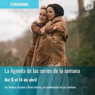 Streaming: Agenda de series del 8 al 14 de abril
