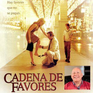 "Taller de película ""Cadena de favores"" con David Hoffmeister"
