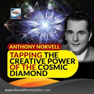 Anthony Norvell Tapping The Creative Power Of The Cosmic Diamond