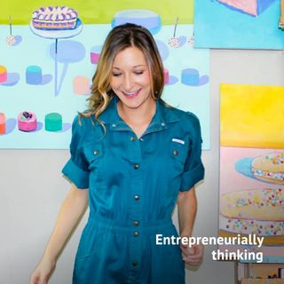 ETHINKSTL 140: Jessica Hitchcock | Following Her Entrepreneurial Heart for Art