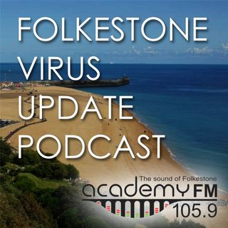 18th May Podcast - BNI + Folkestone Rowing Club + visiting hospitals + scrubs sewing