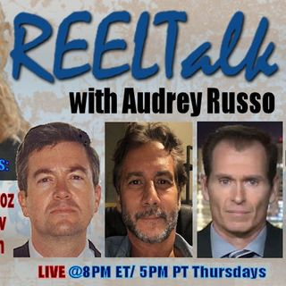 REELTalk: Judge Hal Moroz author of The Long Dark Winter, author and filmmaker Pierre Rehov in Israel and Maj. Fred Galvin on Hedge Funds