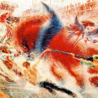 #22 Umberto Boccioni e il Futurismo