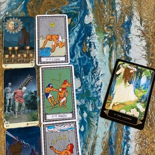 Capricornus Love Reading-Nita Scott Infinite Truthseekers Tarot