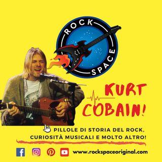 Storia del Rock: Kurt Cobain - Breve storia di un mito