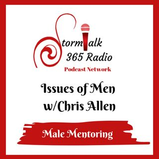 Issues of Men w/ Chris Allen -Why Are We Constantly Seeking Another?