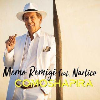 Intervista a Memo Remigi a Radio Arancia il nuovo disco COMOSHAPIRA 11 07 2021