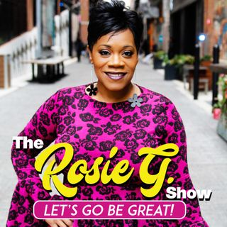 The Rosie G Show with Guest Shirley Smith