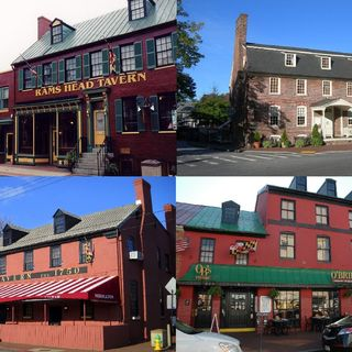 Ep. 395 - Haunted Taverns of Annapolis