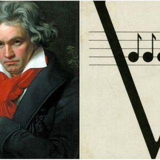 Radiowacht met JW  met oa de  5e Symfonie van Beethoven ..._..._
