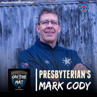 Presbyterian College Director of Wrestling Mark Cody - OTM592