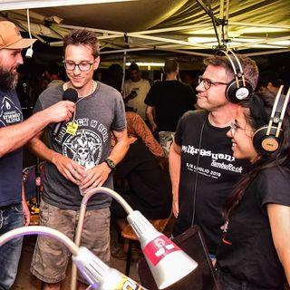 PODCAST | FESTIVAL OLTRASUONIvsTAMBUROCK day1 - Campo Tamburello Dro (TN) - venerdi 5 luglio 2019