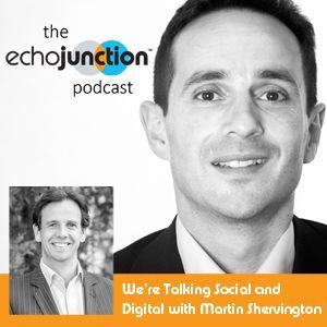 Martin Shervington talks Google Plus