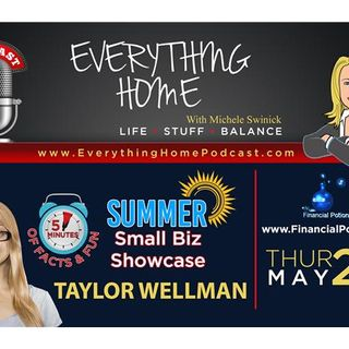 MAY 24: FINANCIAL POTION - VIDEO MARKETING - TAYLOR WELLMAN