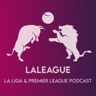 LaLeague #7 Przebudzenie Manchesterów, Costa w Wolves? (M.Sarosiek, P.Paczocha)