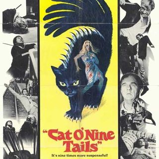 Episode 169: The Cat O' Nine Tails - Arrow Video release