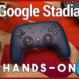 Google Stadia Founder's Edition Hands-On