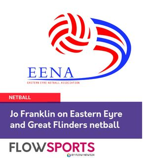 Jo Franklin previews Great Flinders and Eastern Eyre netball - @NetballSA