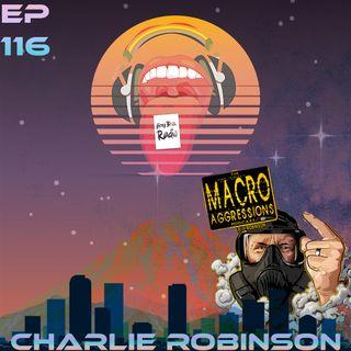 Airey Bros. Radio / Episode 116 / Charlie Robinson
