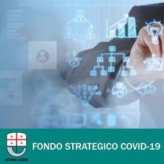 PMI in Liguria, Fondo Strategico Regionale per il Covid-19