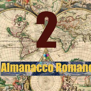 Almanacco romano - 2 agosto