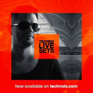 Techno: Chris Veron at Artheater Cologne (This Is Resonance Live Series #4)